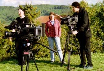 Kamerateam - Andreas Leitner, Katrin Schimak, Jorit D. Posset