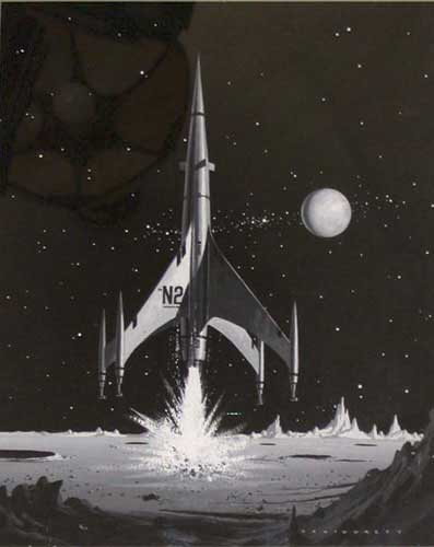 Astra Lunar Lander (page 2) - Pics about space