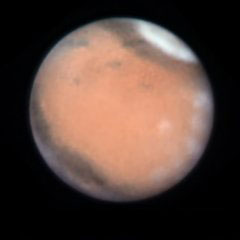 Mars; Credit: Alan Friedman (Averted Imagination)