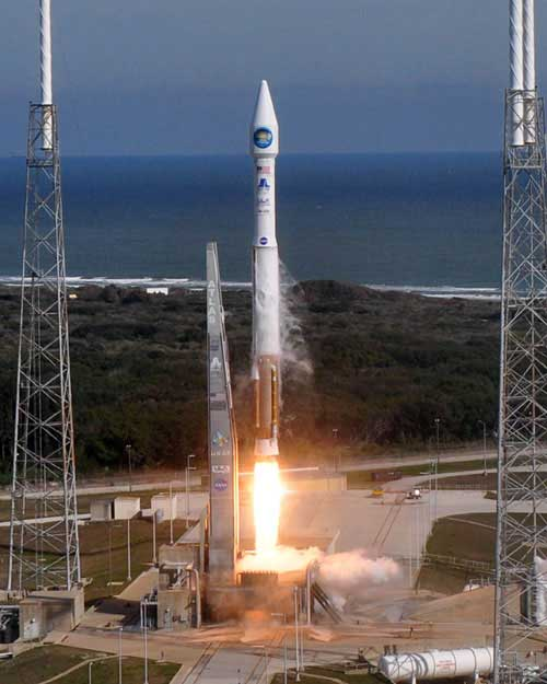 Atlas SDO launch; Credit: ULA Pat Corkery