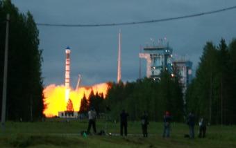 Start des Satelliten SAR-Lupe