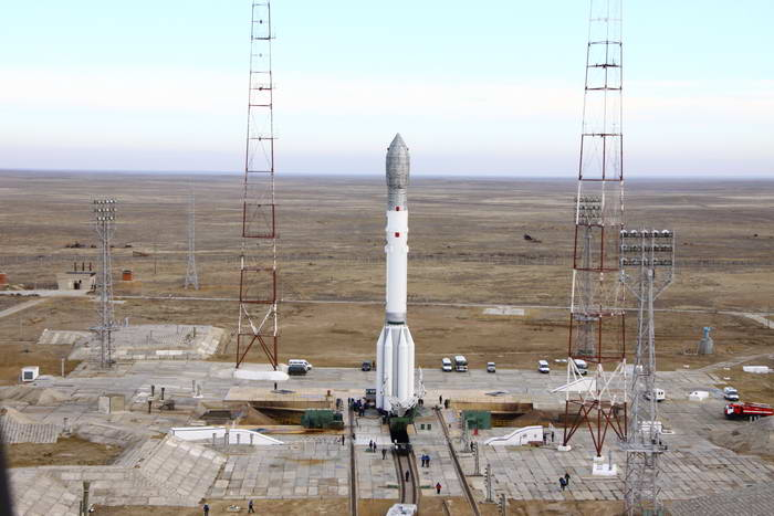 Proton M Block DM 3 CR Roskosmos