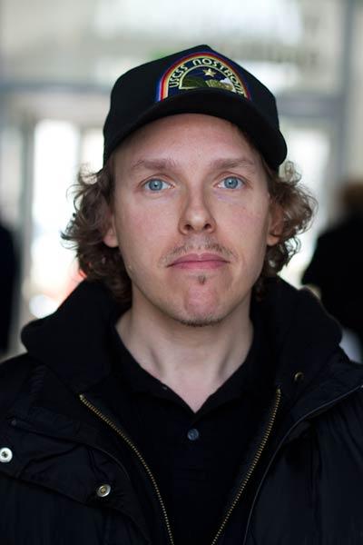 Johannes Grenzfurtner, monochrom; Credit: Tony Gigov, www.tonygigov.com