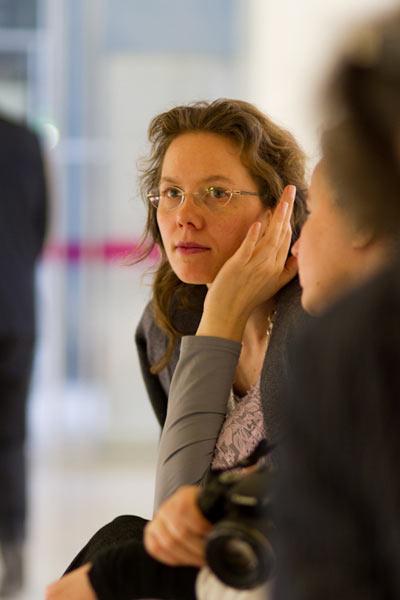 Monika Fischer; Credit: Tony Gigov, www.tonygigov.com