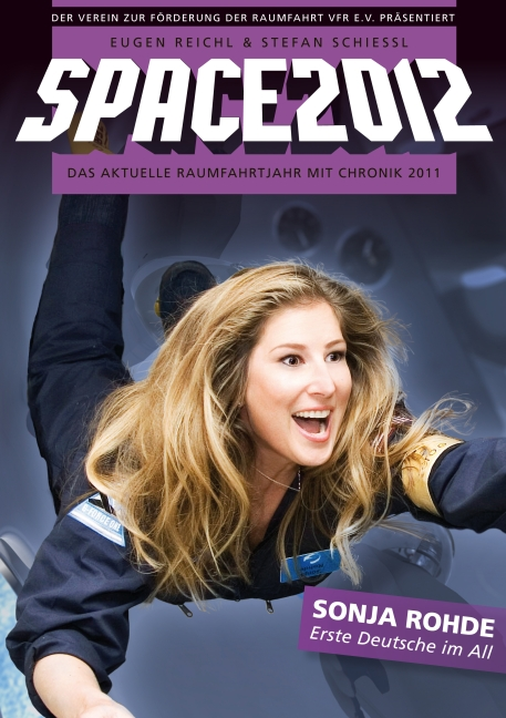 SPACE 2012 Cover